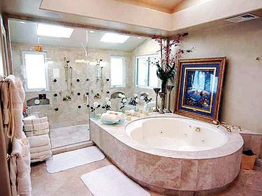 Sale da bagno personalizzate in marmo top level marble - Arredo bagno marmo ...